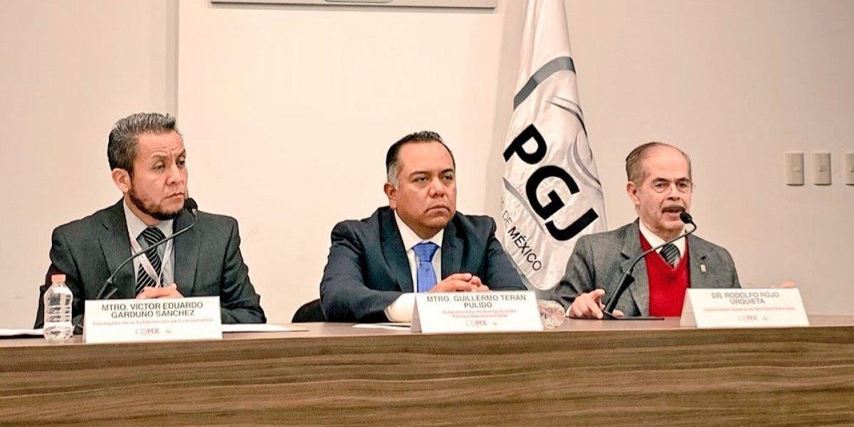 PGJ confirma suicidio de comisionado del INAI