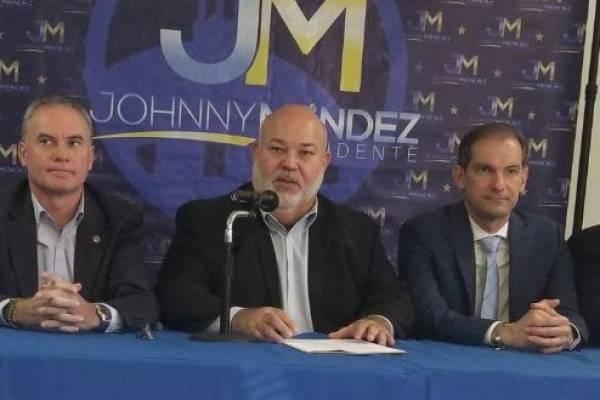Johnny Méndez recomienda Wanda Vázquez que renuncie