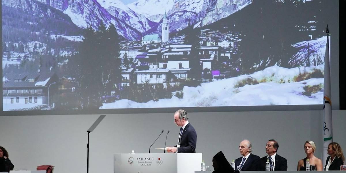 Estocolmo vs. Milán-Cortina por Juegos de Invierno 2026