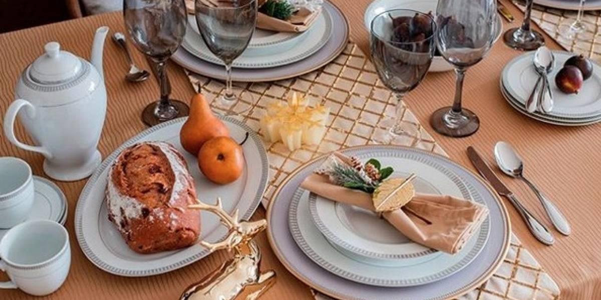 Todo lo que necesitas para montar una espectacular mesa esta Navidad