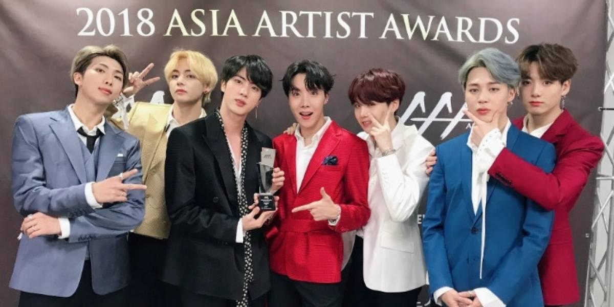 Confira como foi a performance eletrizante do grupo BTS no Asia Artist Awards 2018