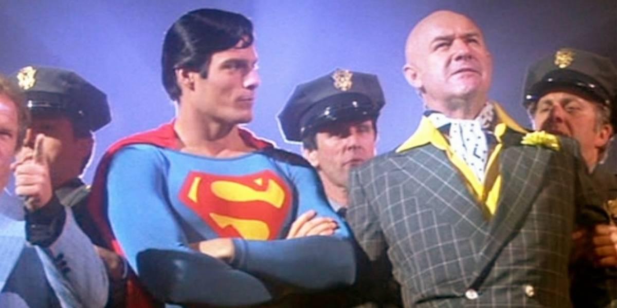 ¡Vuelve la película original de Superman a Chile!