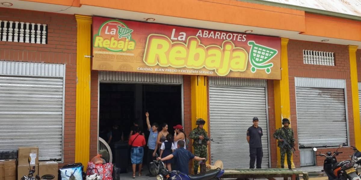 Incautan hoteles y supermercados de alias Gentil Duarte, disidente de las Farc