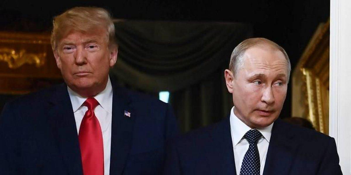 Trump cancela su reunión con Putin en Argentina por la crisis de Ucrania
