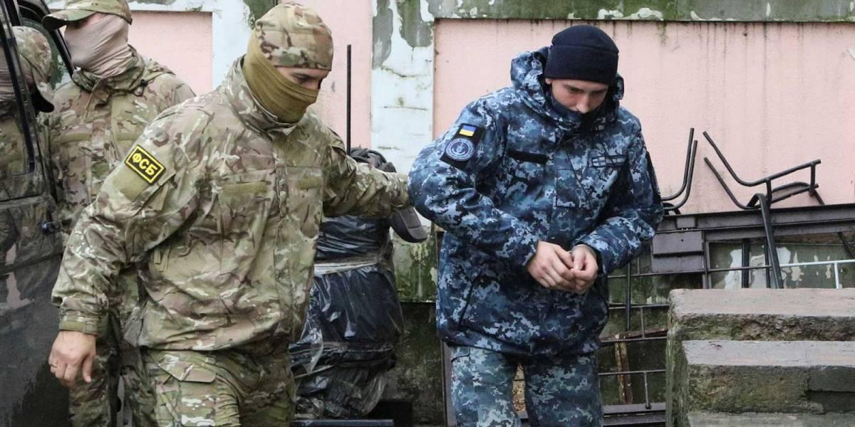 Escalada bélica entre Ucrania y Rusia