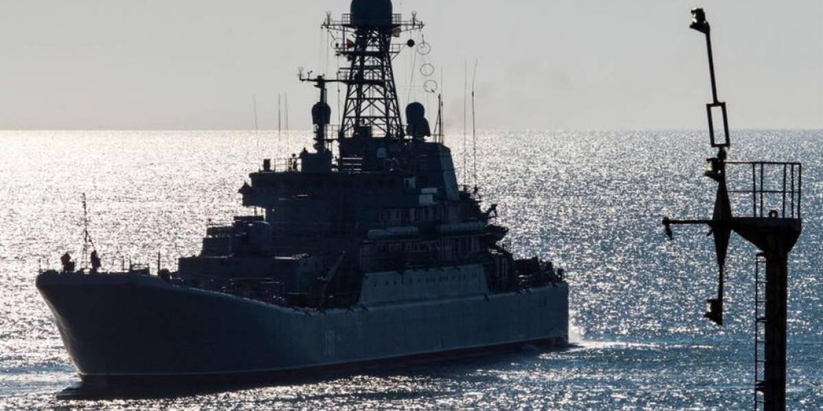 Conflicto entre Rusia y Ucrania: ¿quién controla las aguas territoriales alrededor de Crimea?