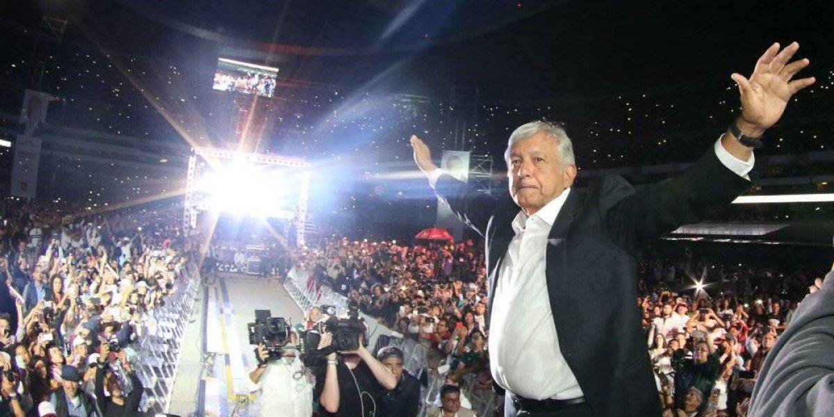 #Política Confidencial Andrés Manuel López Obrador concreta su sueño de 12 años