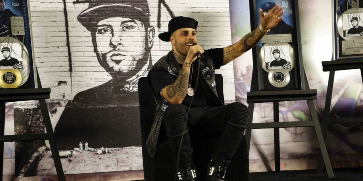 """""""El ganador"""": Nicky Jam se confiesa en esta serie basada en su vida"""