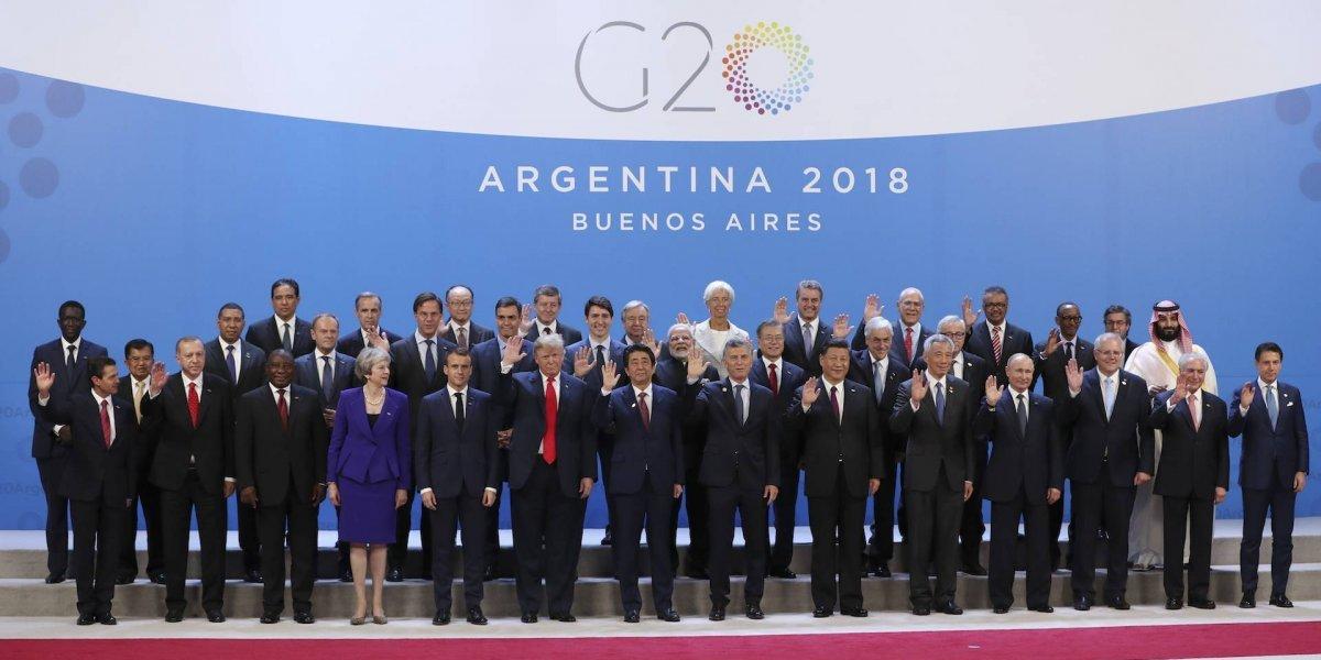 Cumbre del G20 comienza con llamado a la cooperación internacional