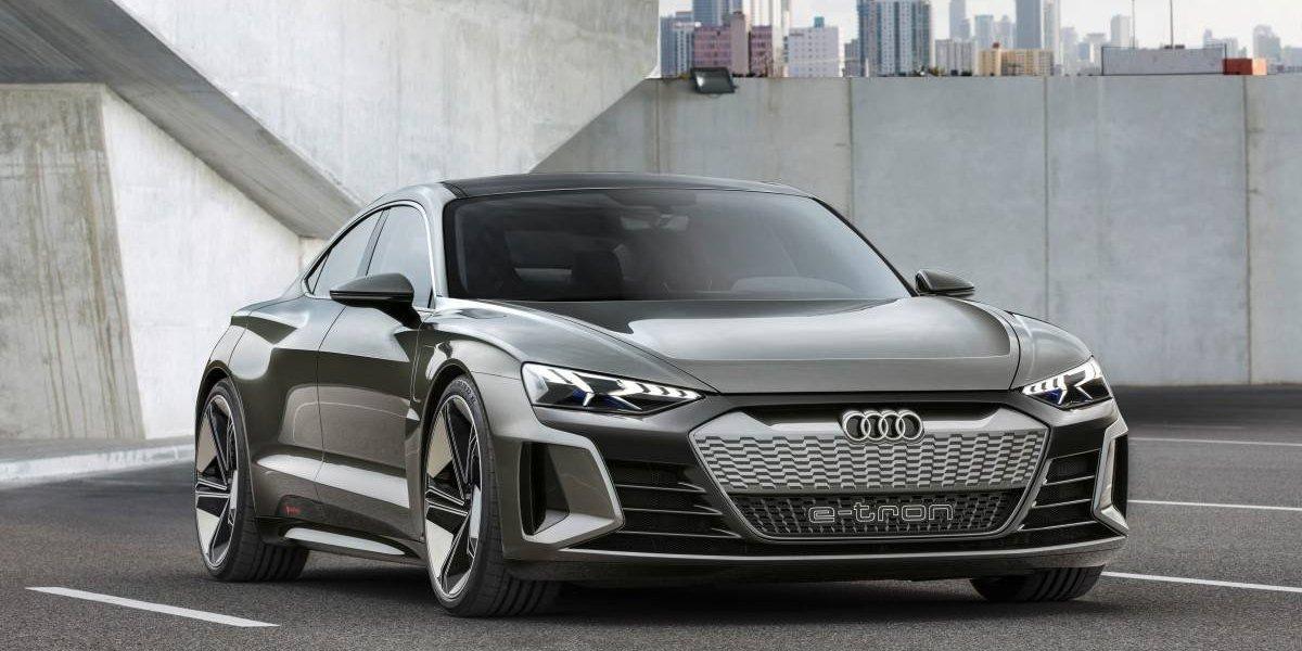 Audi revela en Los Angeles su nuevo conceptual: e-tron GT