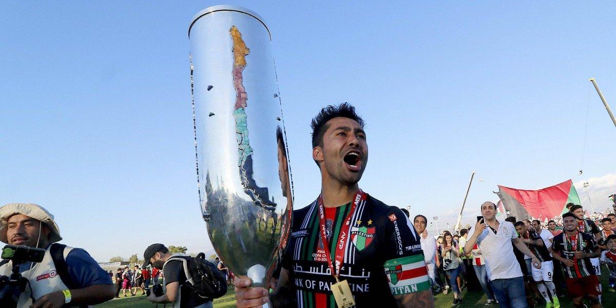 Mejor jugador Copa Chile: Luis Jiménez, el mago que volvió a Chile para conseguir un histórico título con Palestino