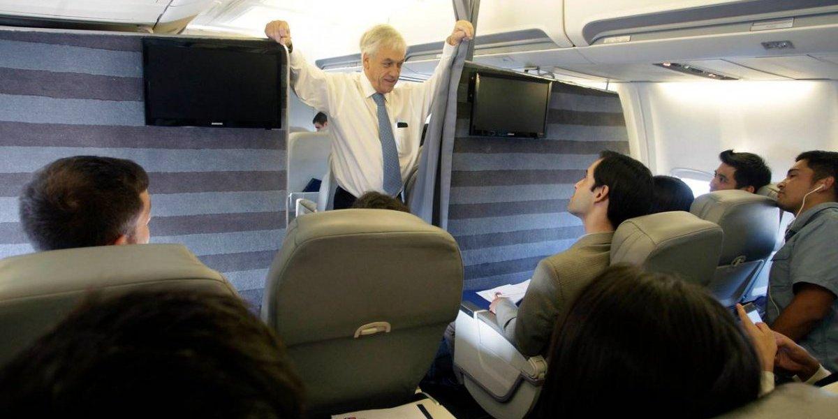 Piñera llega al G-20 con una curiosa y bien chilena solicitud