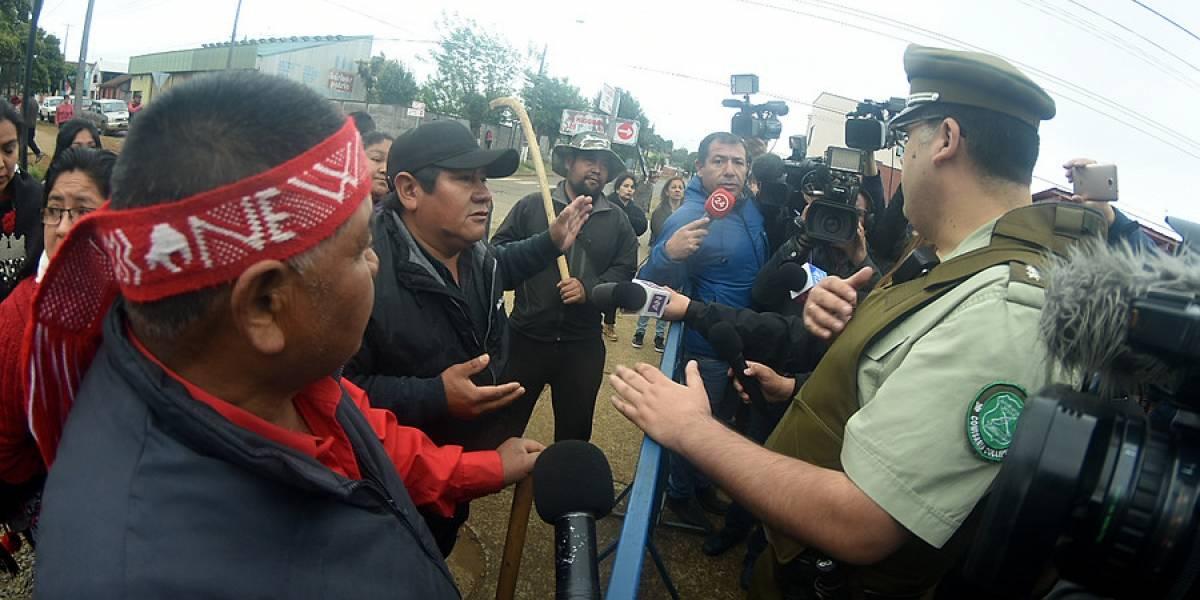 """""""Los mapuche son gente de porquería"""": el alegato de padre de ex carabinero implicado en muerte de Camilo Catrillanca"""
