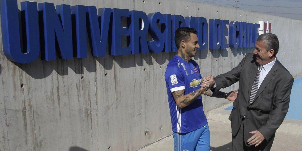 No se quedarán quietos: Azul Azul anunció que apelará al fallo que favoreció a Mauricio Pinilla