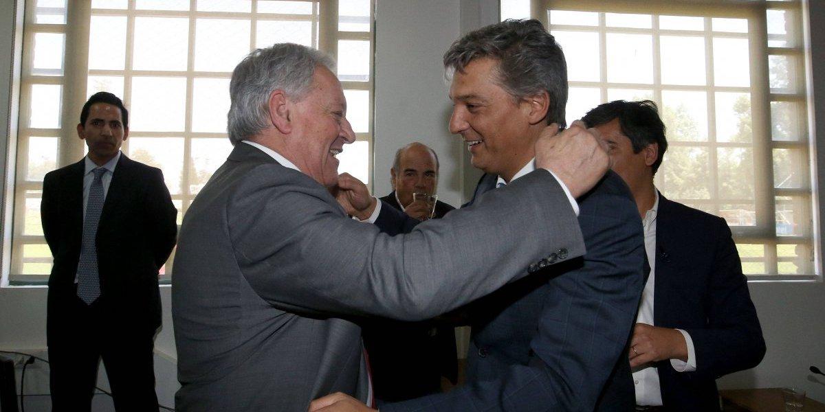 Las propuestas de Sebastián Moreno para la ANFP apuestan a continuar con la huella de Arturo Salah