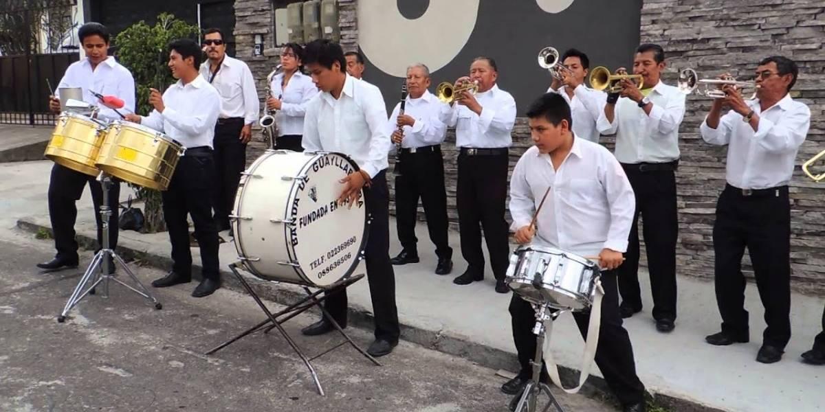 Bandas de pueblo se reinventan para ganar espacios en Fiestas de Quito
