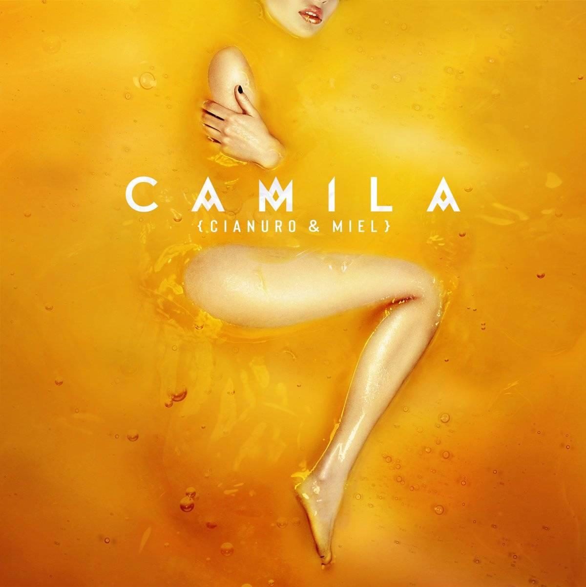 Camila regresa con Cianuro y Miel, su nuevo y atrevido single sin llegar a reggaetón Cortesía