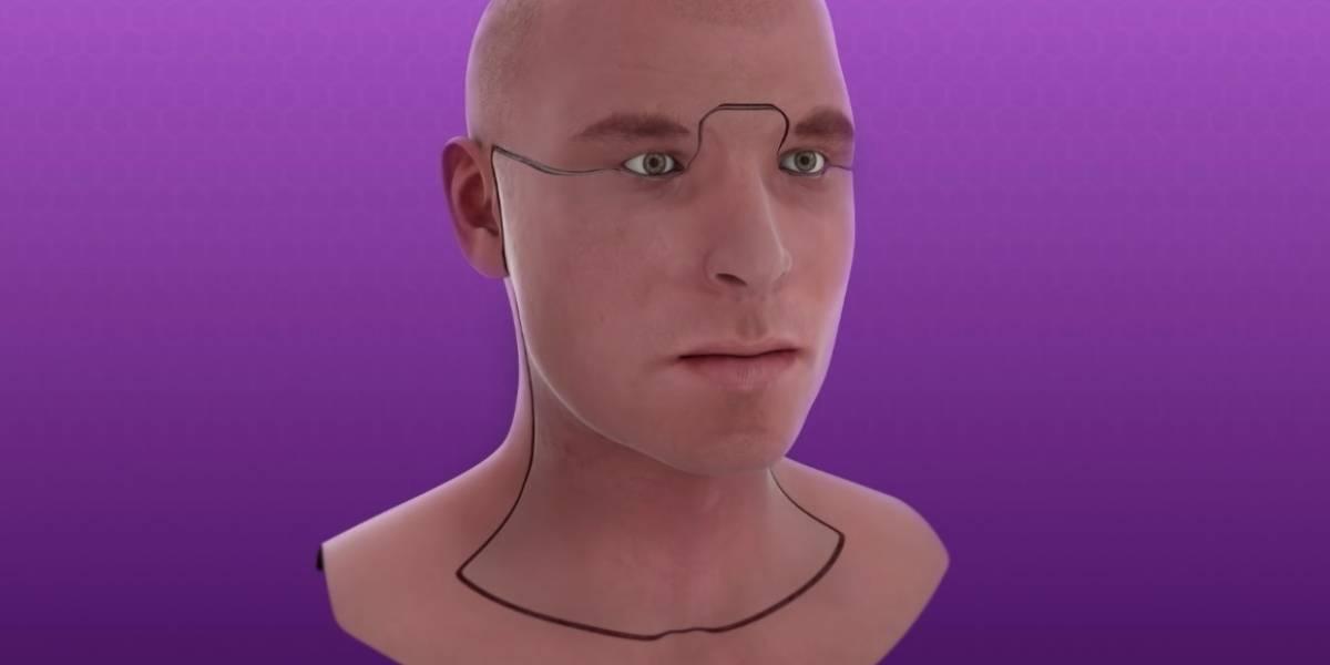 No podrás creer los increíbles resultados de este transplante de rostro