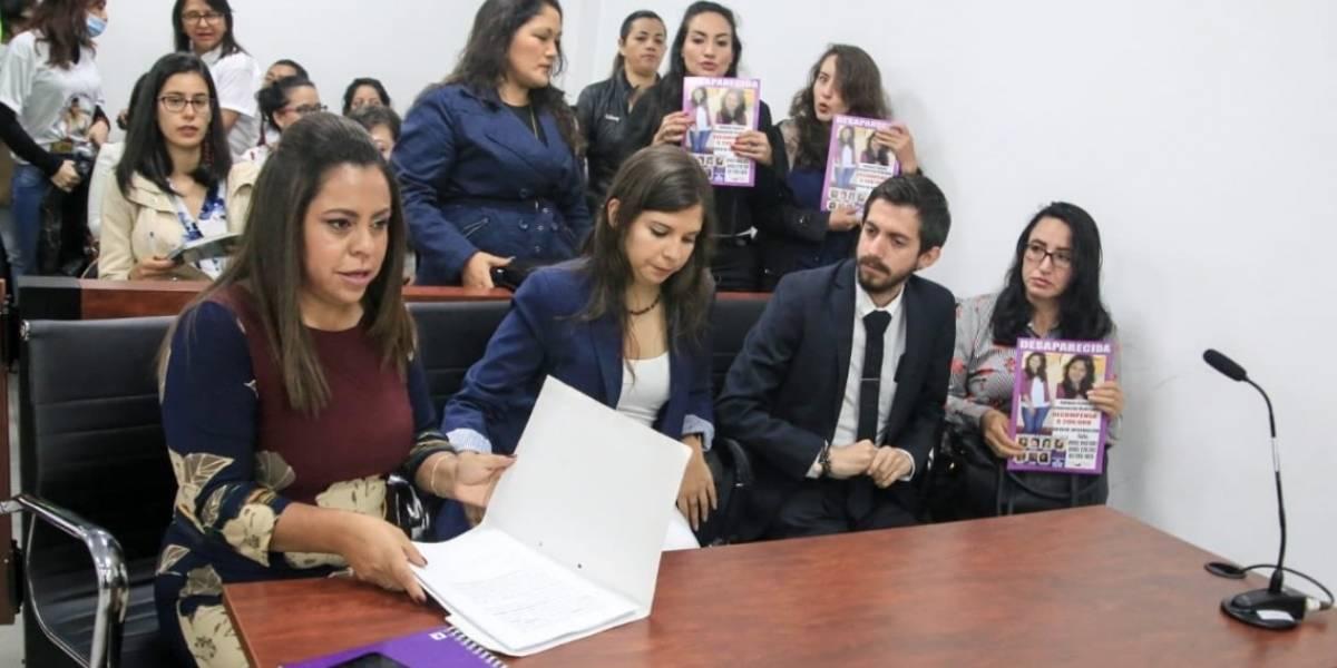 Fiscalía reformuló cargos en contra de pastor evangélico en el caso de Juliana Campoverde