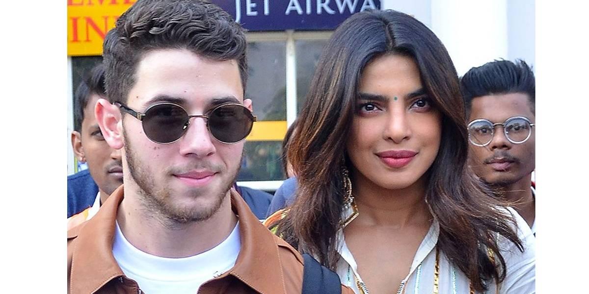 Casamento de Nick Jonas e Priyanka Chopra terá estilo real na Índia
