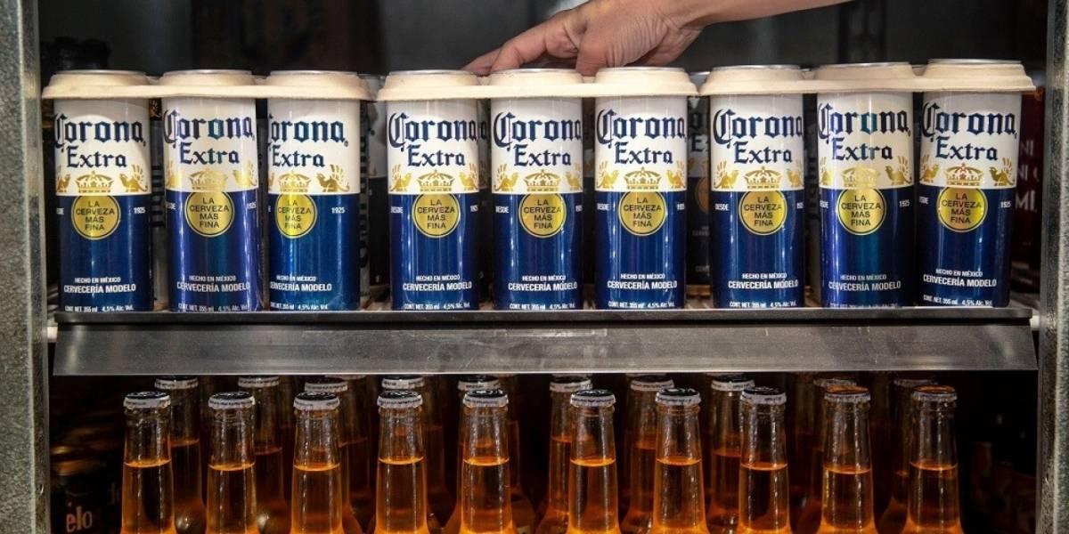Cerveza Corona dejará de usar plástico en sus empaques para ayudar a reducir la contaminación