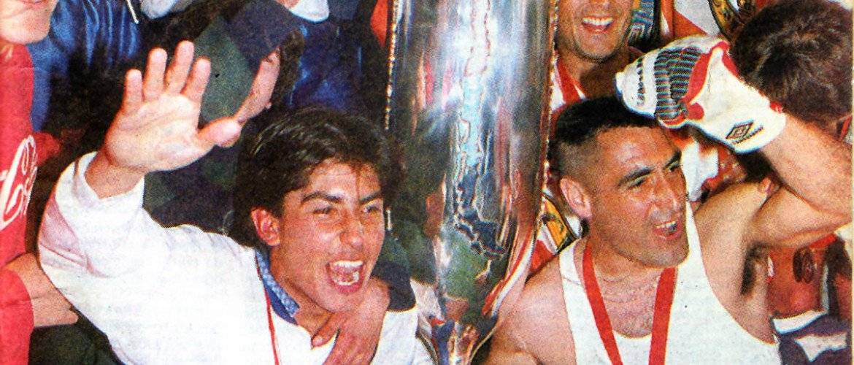 Copa Chile 1994 / imagen: cruzados.cl