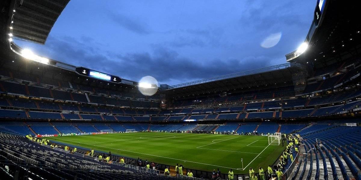 ¿Cuánto le costará a la Conmebol rentar el Santiago Bernabéu?