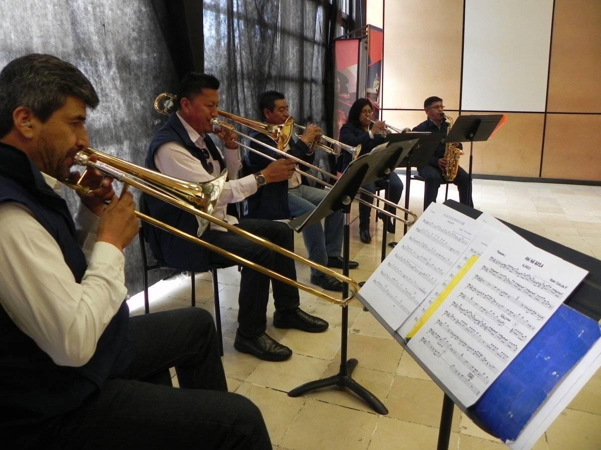 Músicos de banda de pueblo nos cuentan cómo viven las Fiestas de Quito