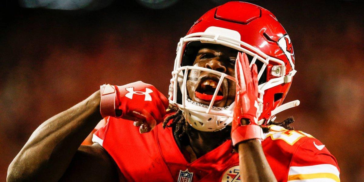 Chiefs despide al jugador Kareem Hunt