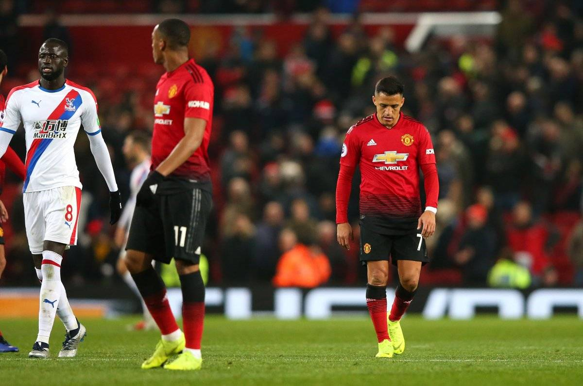 Alexis ends his 2018 worst form / image: Getty Images