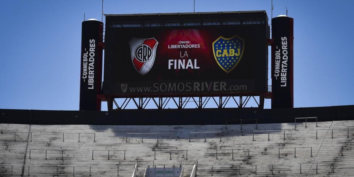 Viajar a la Libertadores en Madrid costará mínimo 36 mil pesos