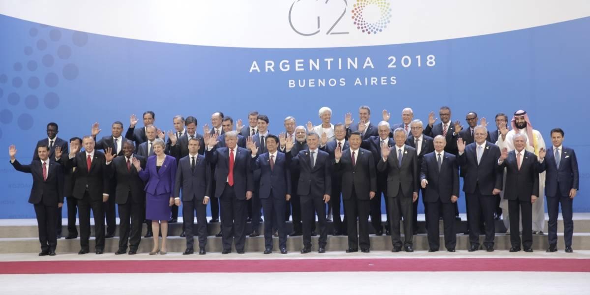 Se da el vamos a la reunión de los más poderosos: sigue acá la Cumbre de Líderes del G-20 desde Argentina