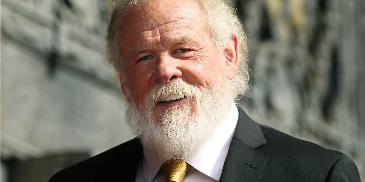 "El legendario Nick Nolte fichó por la serie de Star Wars, ""The Mandalorian"""