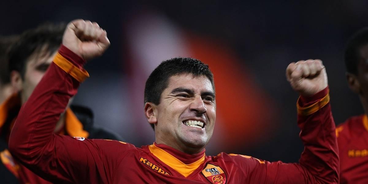 """""""Gracias por todo Pek, fue un honor"""": El homenaje que Roma le realizó a David Pizarro por su retiro"""