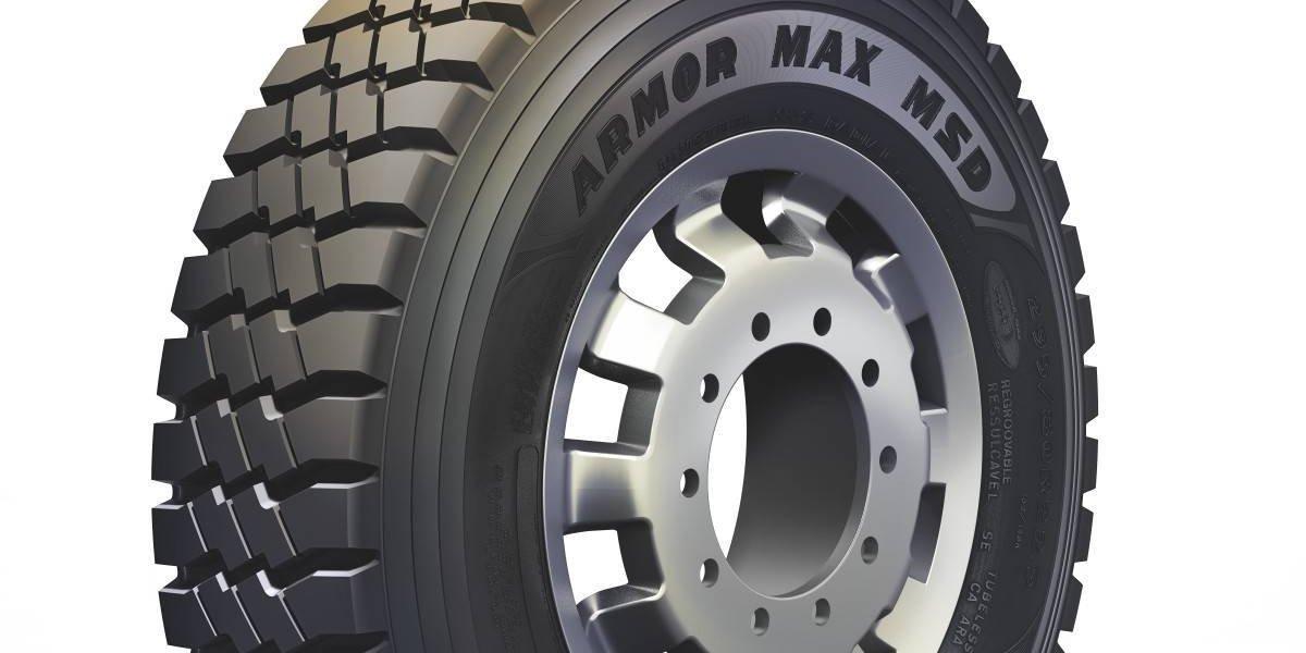 Goodyear completa su gama Max Series de neumáticos para transporte pesado
