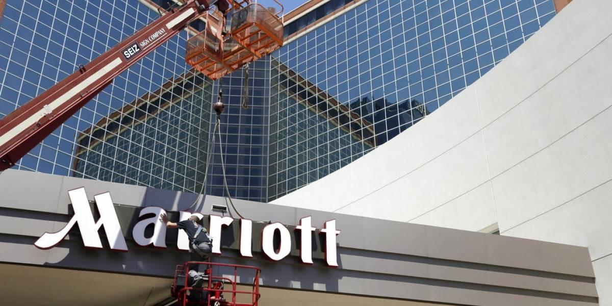 Marriott denuncia robo masivo de datos de más de 500 millones de huéspedes