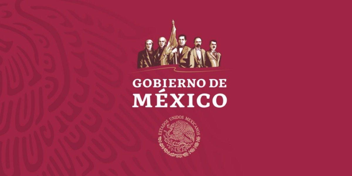 Esta será la imagen institucional del Gobierno de López Obrador