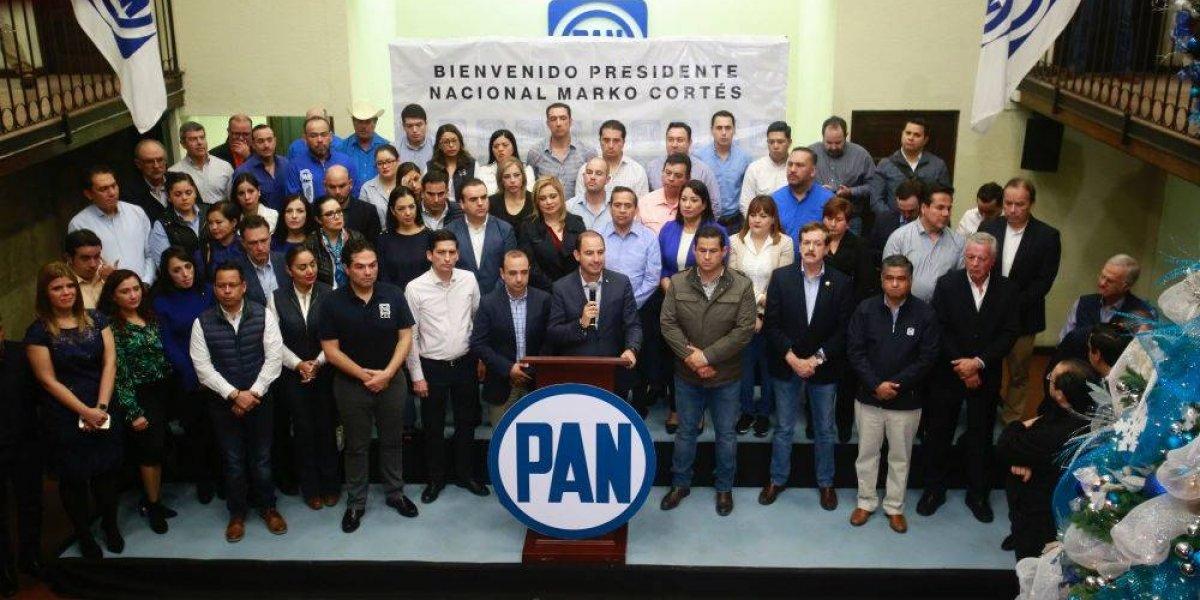 PAN asegura que no renunciará a sus ideales en gobierno de AMLO