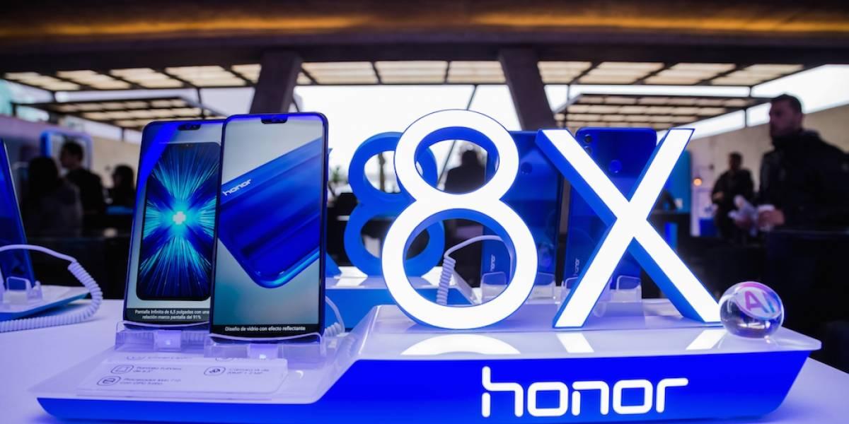 Honor 8x llega a México ofreciendo una experiencia fuera de serie
