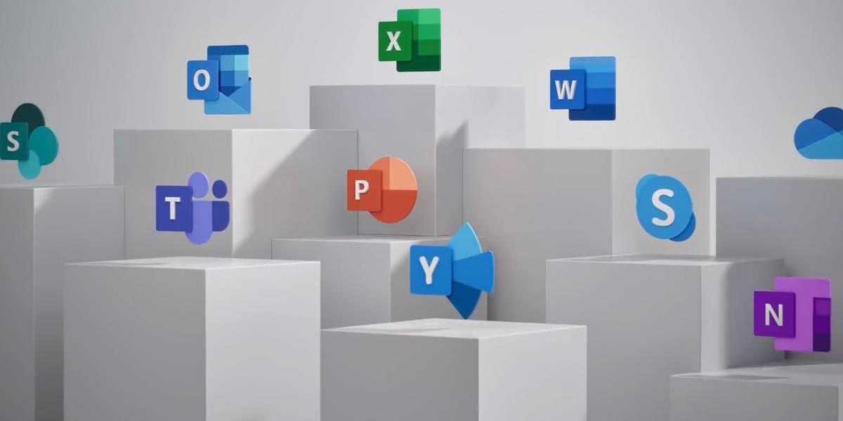 No te confundas: estos son los nuevos íconos de Office 365