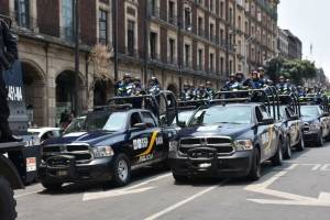 SSP alista operativo para la toma de protesta de AMLO