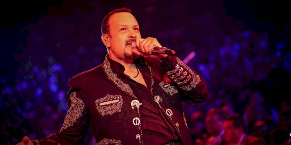 Pepe Aguilar ofrecerá concierto en la Ciudad de México