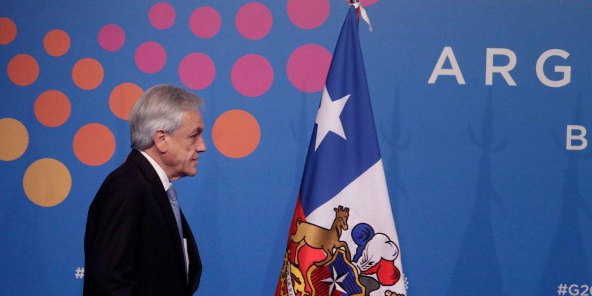 A siete días de visitar La Araucanía, Piñera pide prisión preventiva a carabineros por Caso Catrillanca