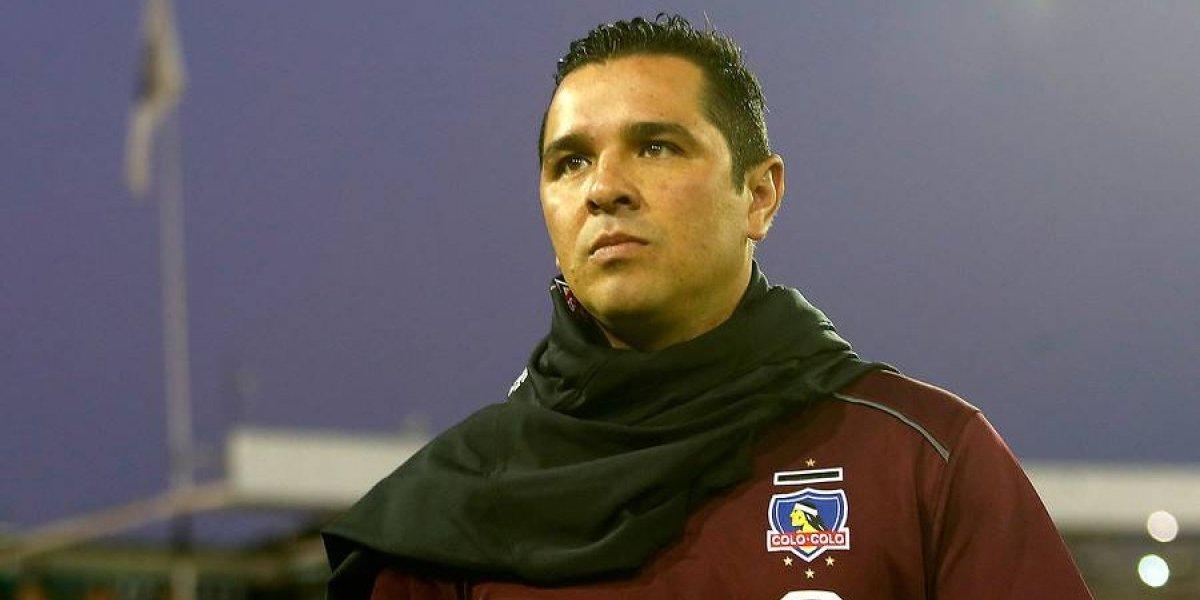 La emotiva despedida que le brindó el plantel de Colo Colo a Héctor Tapia