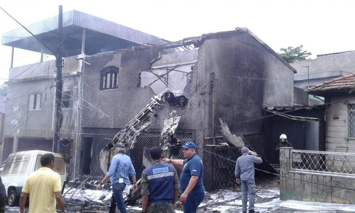 Maioria dos feridos era morador das casas BandNews FM