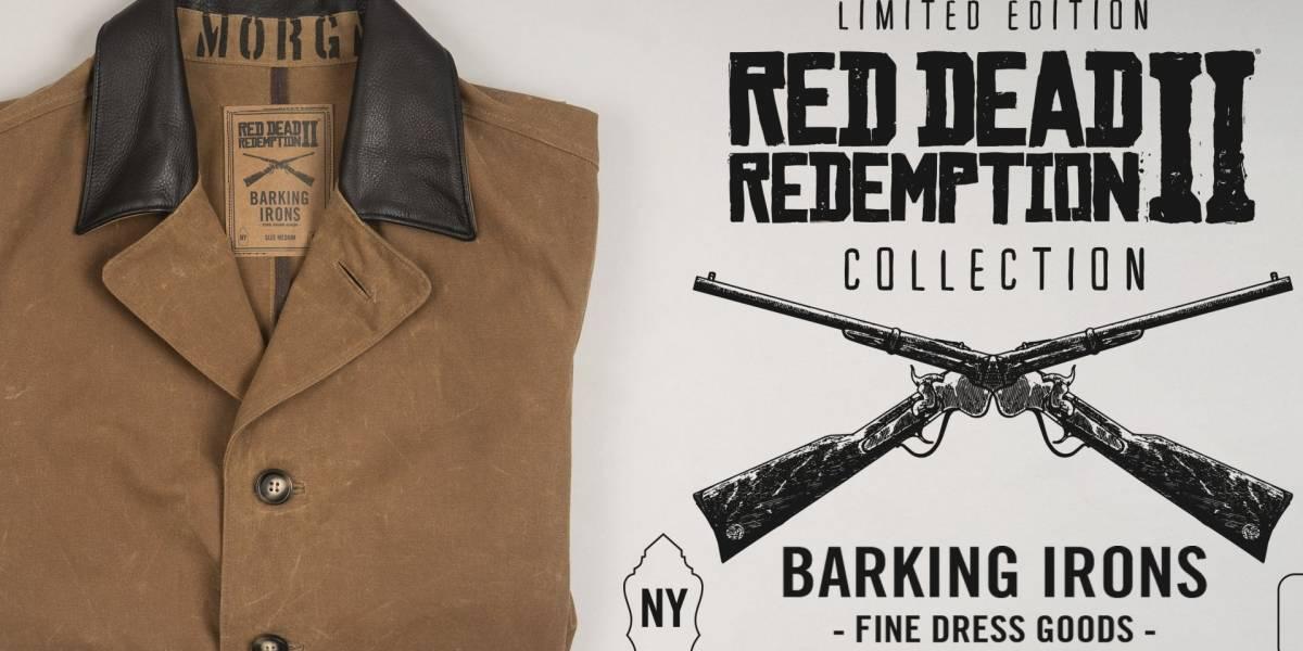 Rockstar Games lanza línea de ropa basada en el mundo de Red Dead Redemption 2