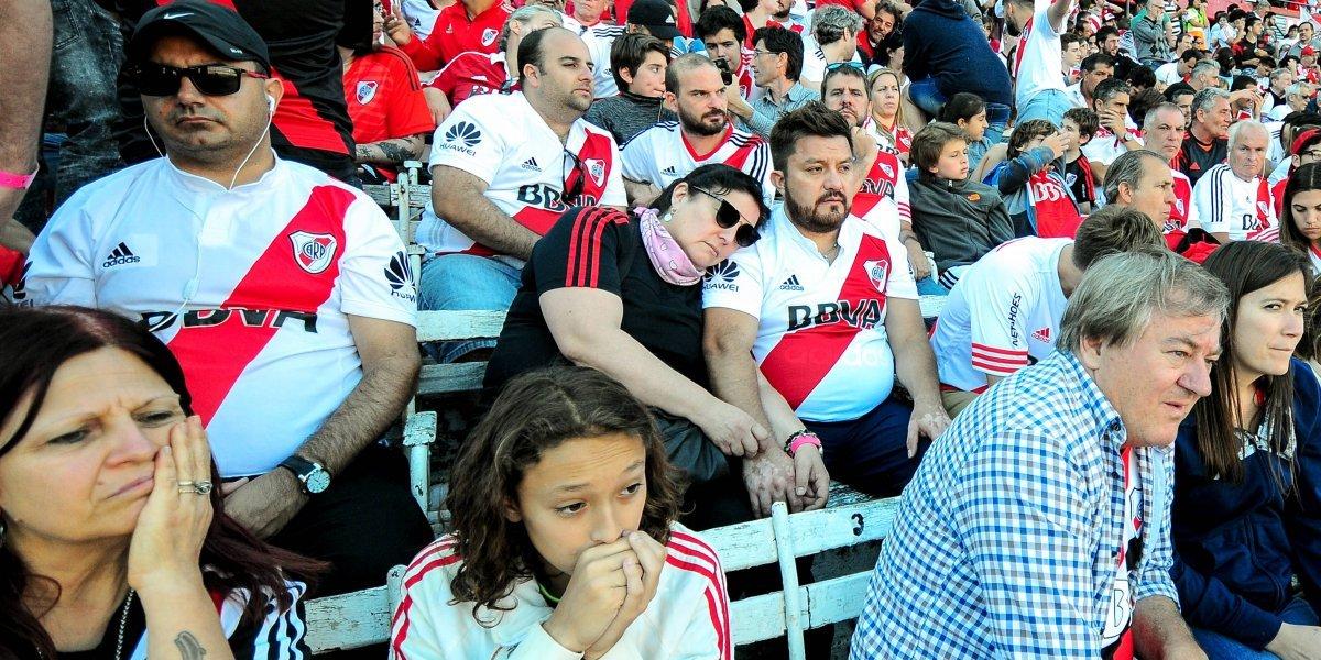 River Plate apela cambio de sede y las sanciones impuestas por Conmebol
