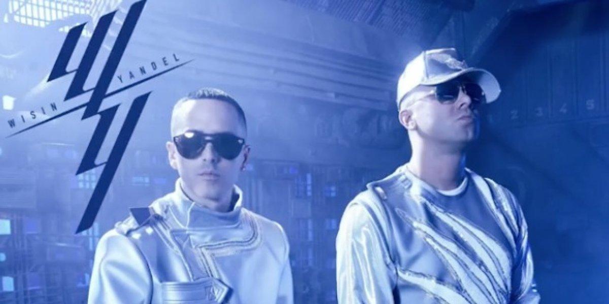 """Wisin y Yandel estrenan """"Guaya"""" antes de su serie de conciertos"""