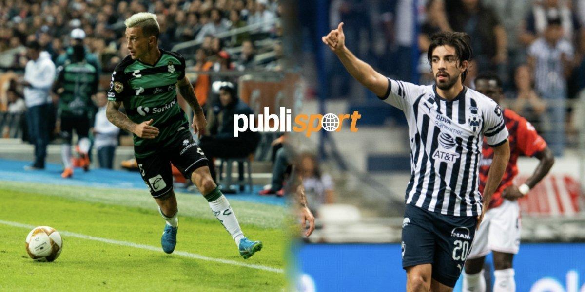 Santos vs Monterrey, ¿dónde y a qué hora ver el partido de vuelta?