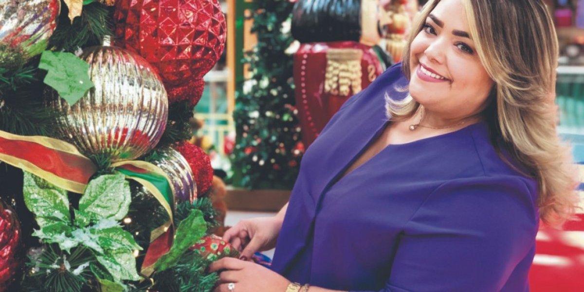 La boricua que llegó a la Casa Blanca a decorar esta Navidad